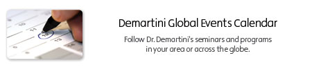 Demartini Global Events Calendar